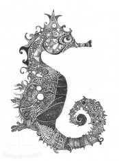 Seahorse graphical